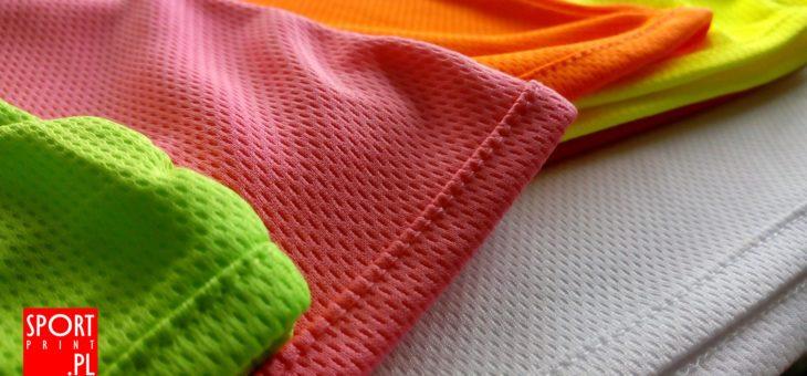 Nowa kolorystyka koszulek sportowych!